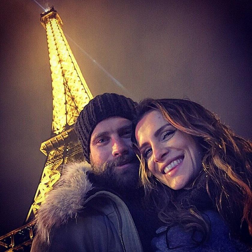 Artur Boruc z Sarą w Paryżu!