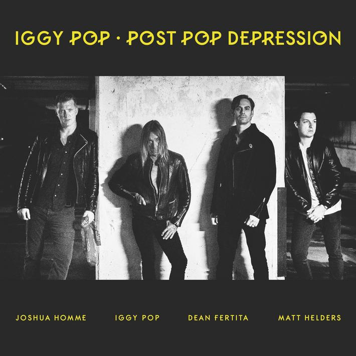"Iggy Pop, ""Post Pop Depression""."