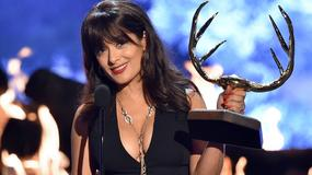 Gorąca Salma Hayek na gali Spike TV's Guys' Choice Awards