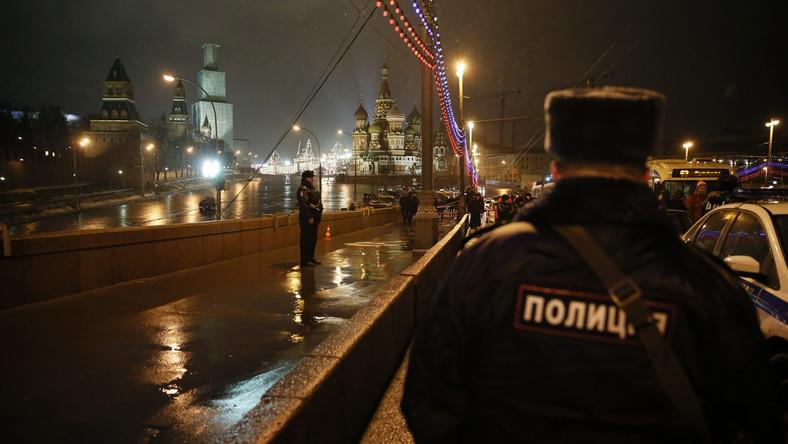 Policja ma portret pamięciowy zabójcy Borysa Niemcowa