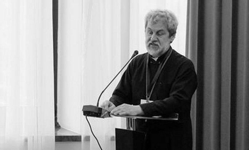 Proboszcz parafii z Hajnówki zginął w wypadku