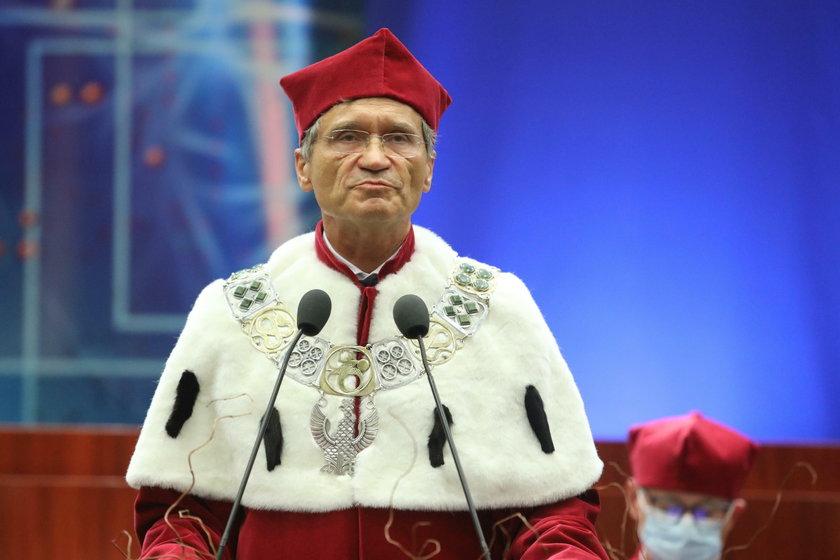 Prof. Zbigniew Gaciong
