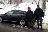 žandarmi Cedomir Vukicevic i Tomislav Markovic
