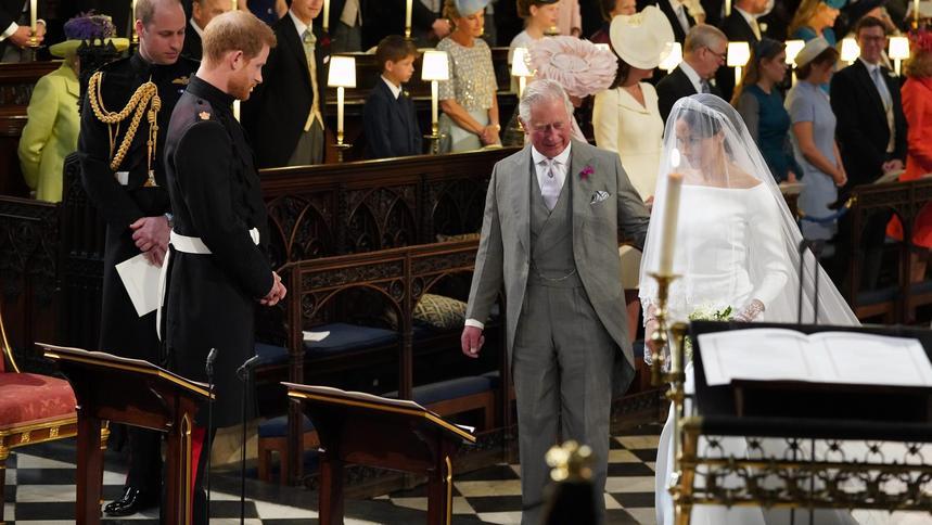 ślub Księcia Harryego Relacja Na żywo