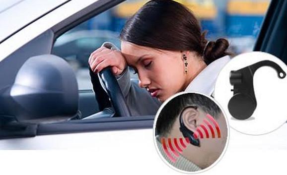 Senzor koji prati vozača