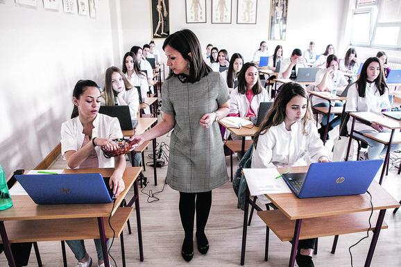 Nastavnici će imati platu između 47.870 i 67.500 dinara