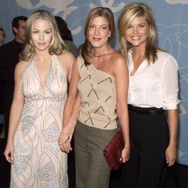 """Była gwiazda """"Beverly Hills 90210"""" w stroju kąpielowym"""