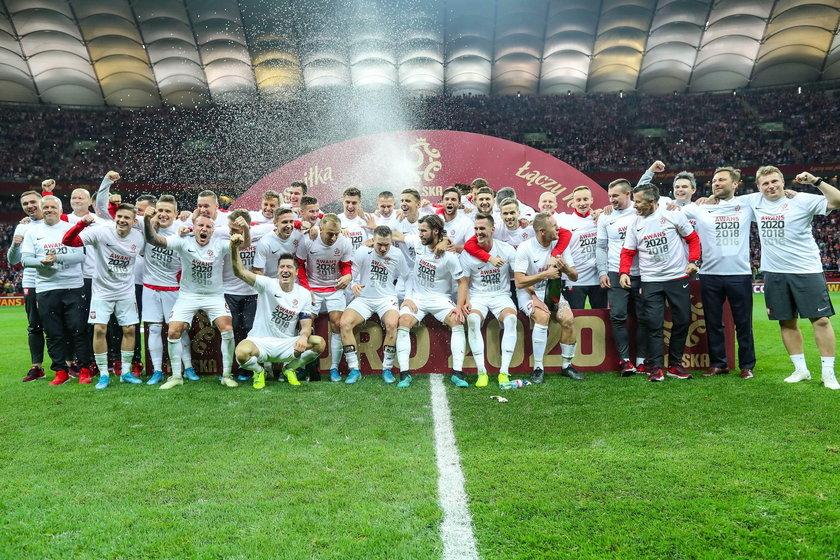 Polska reprezentacja w piłce nożnej awansowała na Euro 2020