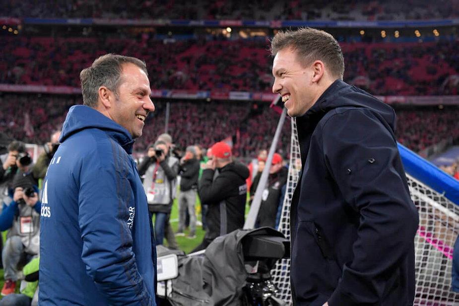 Hansi Flick i Julian Nagelsmann