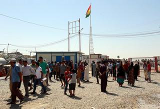 Irak: Co najmniej 12 ofiar samobójczego zamachu w Bagdadzie