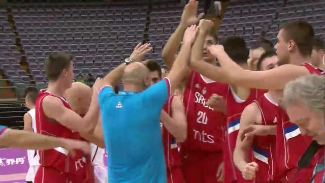 Zoran Todorović sa momcima