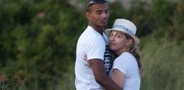 Madonna z młodym kochankiem. Spędziła z nim urodziny