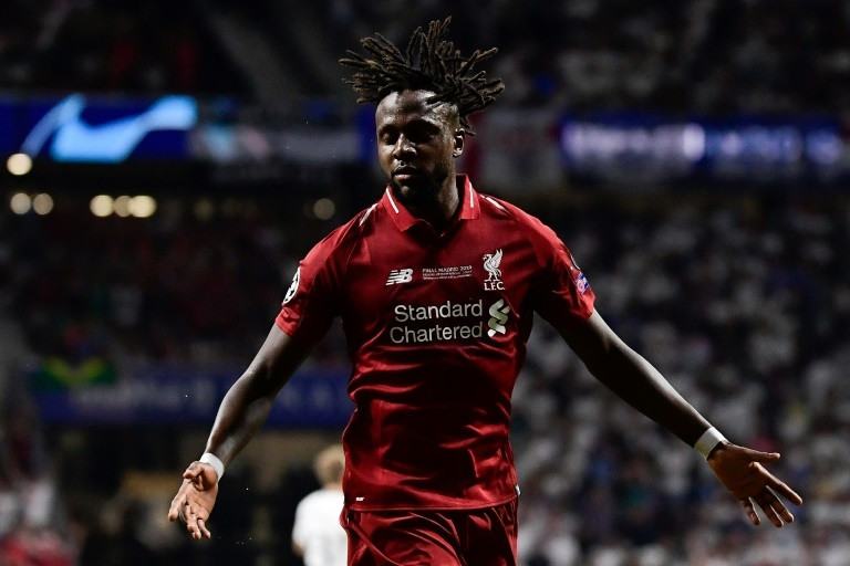 Divock Origi's late goal wrapped up the victory for Liverpool in Madrid