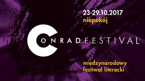 Znamy program Festiwalu Conrada