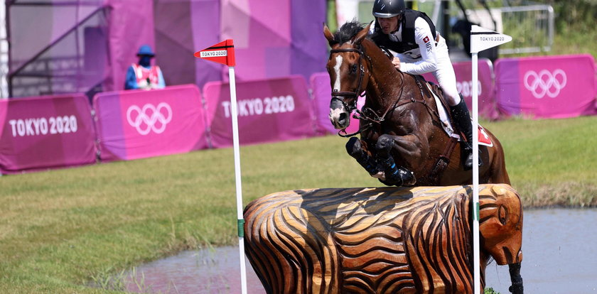 Nieznana ofiara igrzysk w Tokio. Dlaczego podjęto decyzję o zabiciu konia po zawodach?
