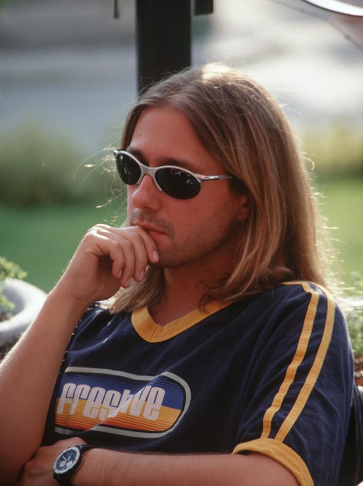 Andrzej Piaseczny w 1996 roku