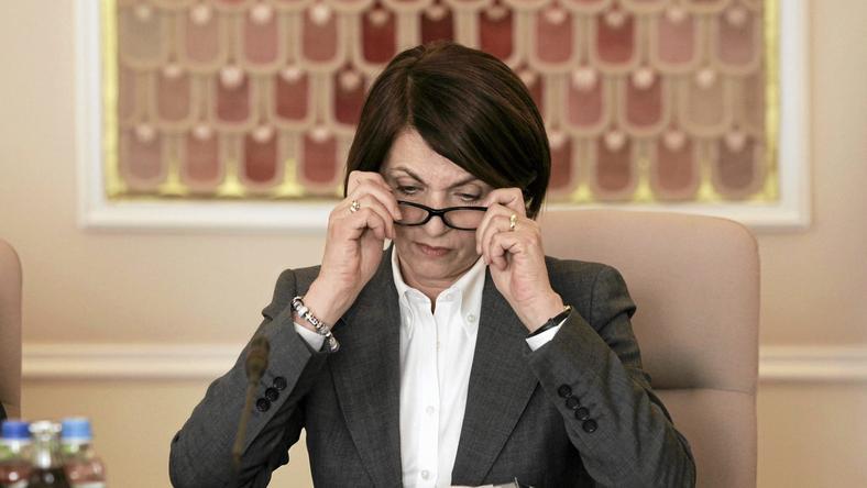 Julia Pitera, Fot. Franciszek Mazur / Agencja Gazeta