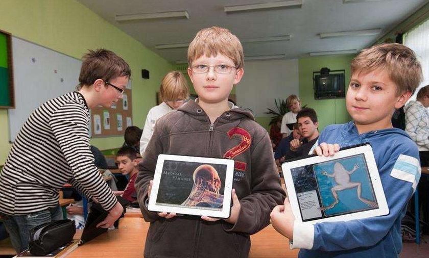 Oto pierwsza w Polsce szkoła bez zeszytów!