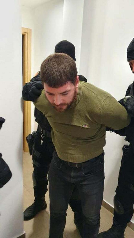Ivan Kontić hapšenje