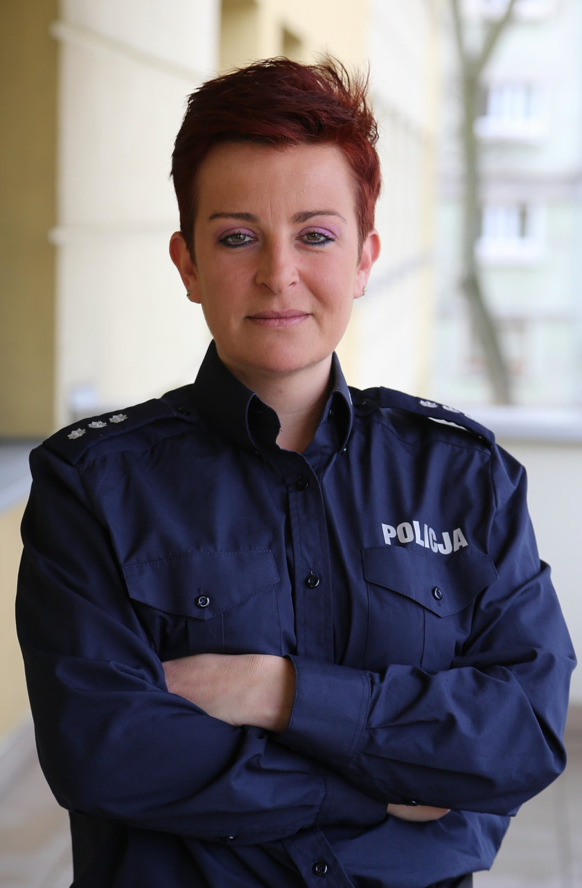 Włamywacz w rękach policji