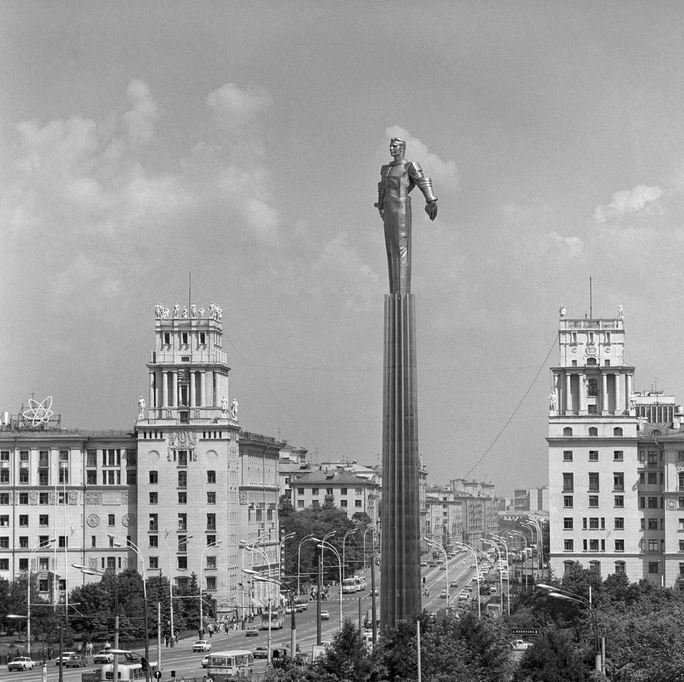 Pomnik Jurija Gagarina