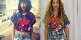 Maffashion w stylizacji Beyonce