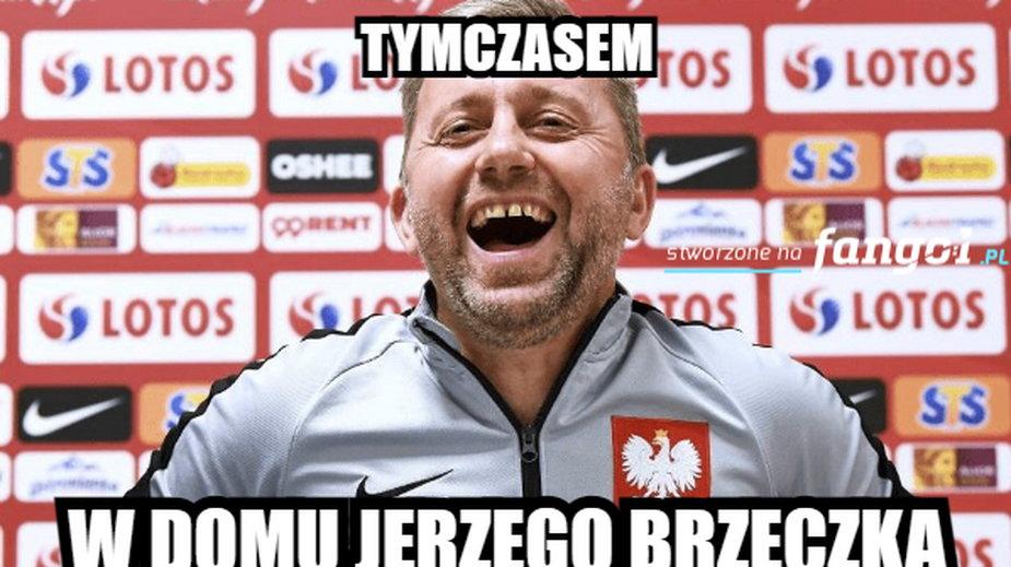 Euro 2020. Memy po meczu Polska - Słowacja