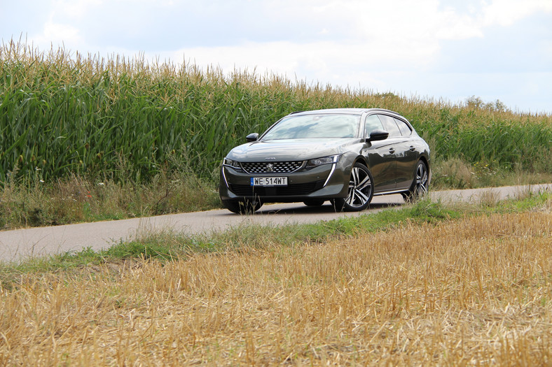 Peugeot 508 SW 2.0 BlueHDi 180 KM AT8 GT