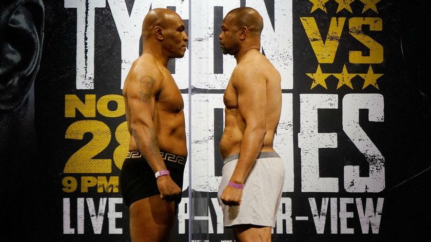 Wielki powrót Mike'a Tysona