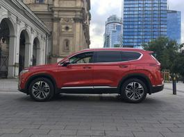 Hyundai Santa Fe – punkt zwrotny | TEST