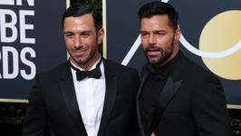 """Ricky Martin wziął slub! """"To mój mąż Jwan Yosef"""""""