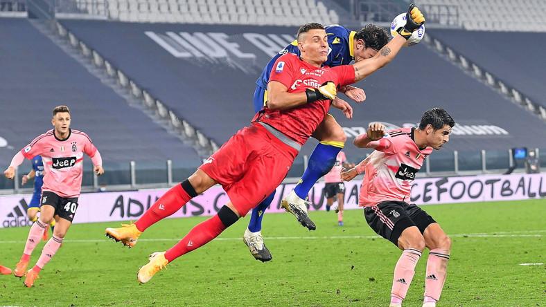 Juventus - Verona 1:1