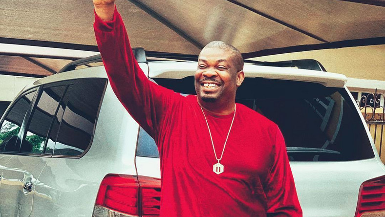 Don Jazzy has revealed that he is presently in a very serious relationship [Instagram/DonJazzy]