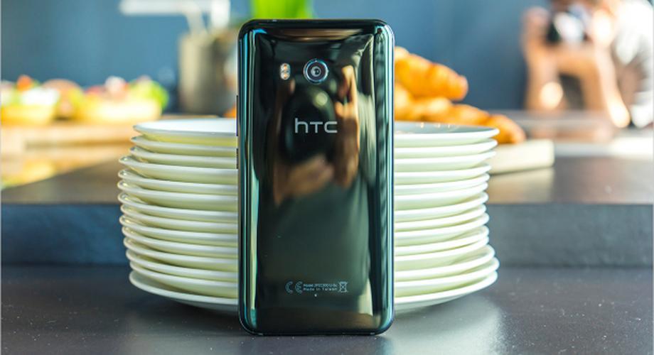 Hands-on: HTC U11 mit druckempfindlichem Gehäuse