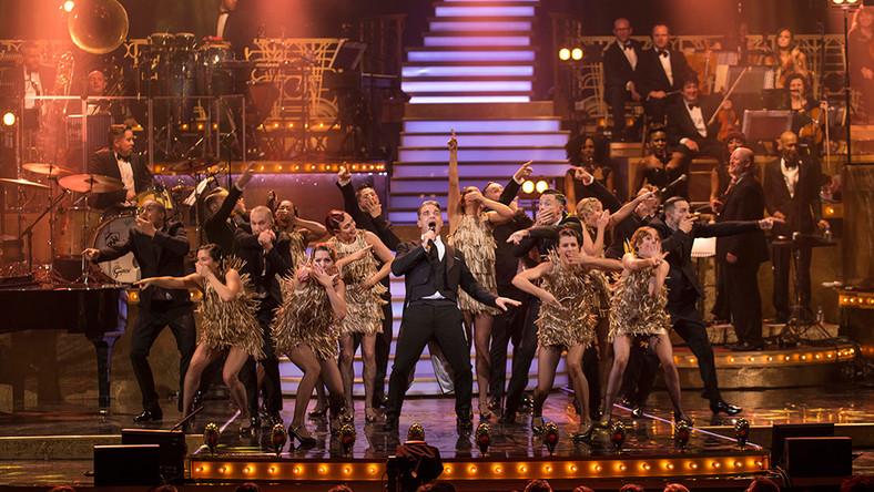 koko 40 suosituin niin halpa Robbie Williams: One Night at the Palladium