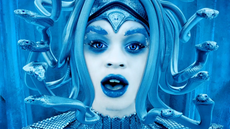 "Azealia Banks w klipie do ""Ice Princess"""