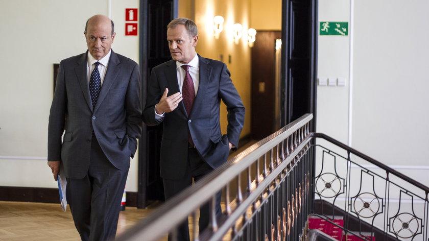 Platforma łupi Polaków podatkami