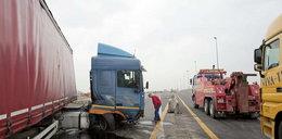 Zwężenie pod Gliwicami blokuje autostradę