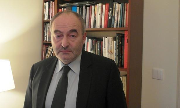 Krzysztof Stępiński, adwokat