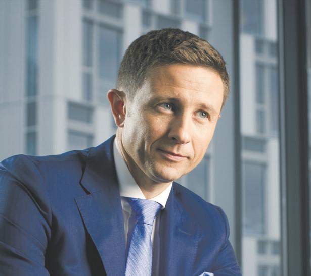 Jarosław Augustyniak, prezes Idea Bank