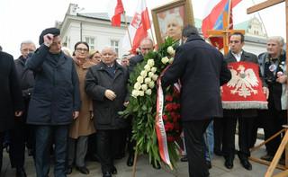 Jarosław Kaczyński o miejscu lokalizacji pomników: Być może będą pewne zmiany