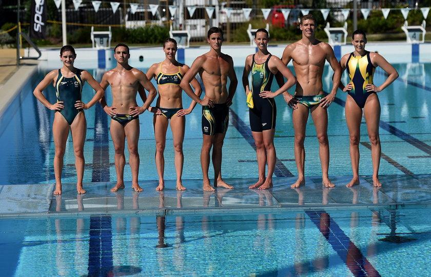 Olimpijczycy z Australii dostaną specjalne prezerwatywy