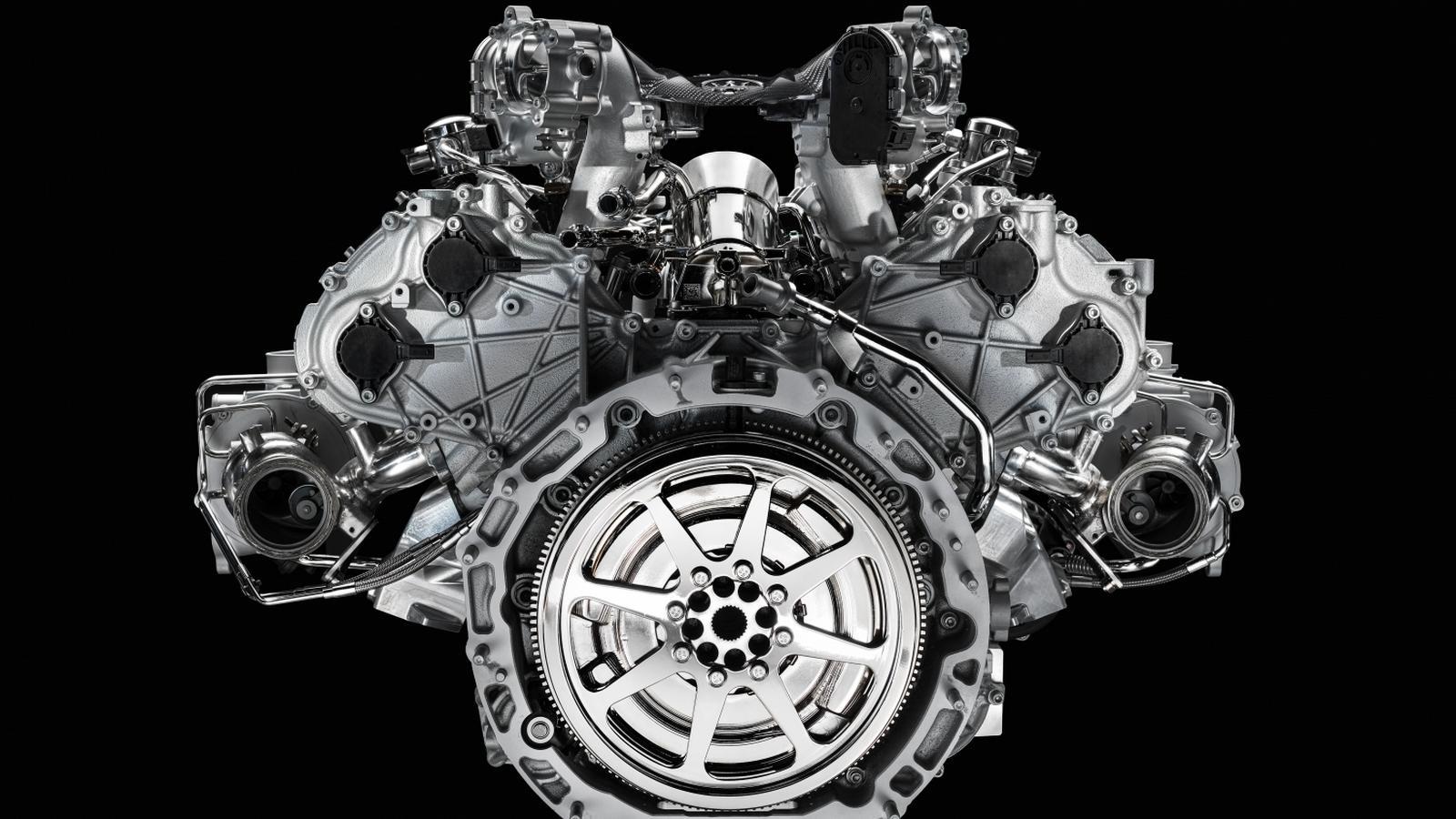 V8, które możesz mieć na biurku. Zobacz, jak pracują silniki spalinowe w skali
