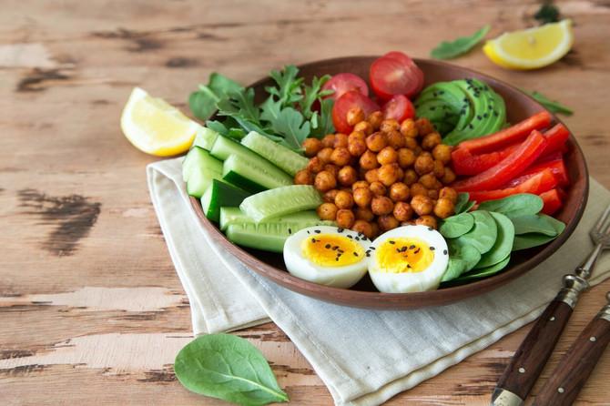 Na vašem tanjiru treba da bude izbalansirana hrana