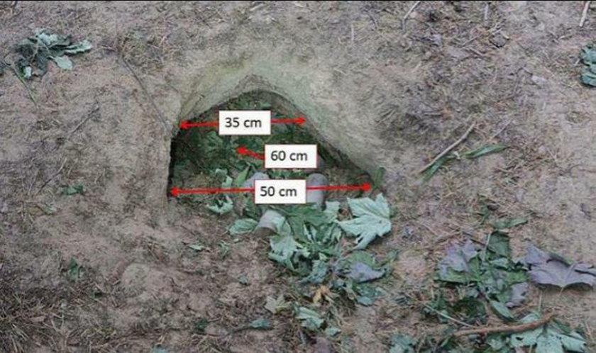 Dwóch chłopców pochowanych żywcem na cmentarzu. Byli torturowani