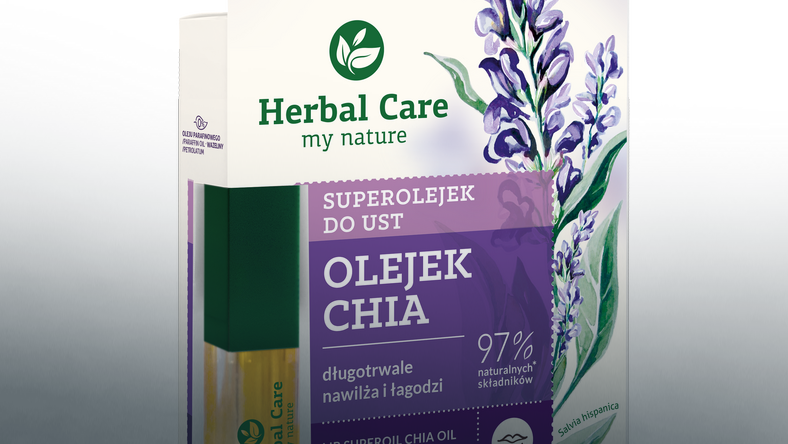 Olejki Herbal Care do ust