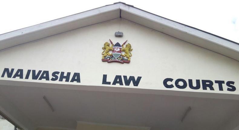 Naivasha Law Courts temporarily closed