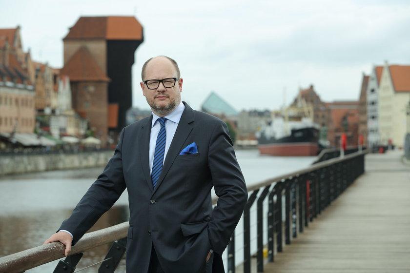 Paweł Adamowicz: Takiego chcę Gdańska