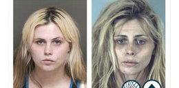 Tak zmieniają sie ludzie po narkotykach. Przerażające...