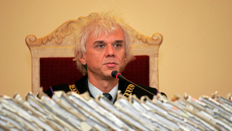 Maciej Strączyński, prezes Stowarzyszenia Sędziów Iustitia